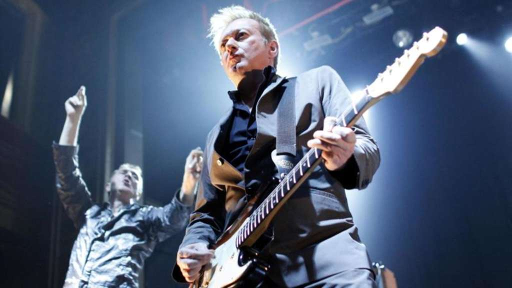 Gang of Four: Punk-Gitarrist Andy Gill ist tot