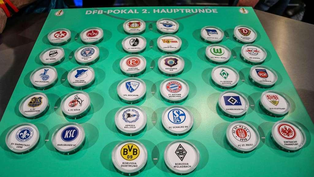 Pokal-Auslosung noch nicht mit allen Vereinen
