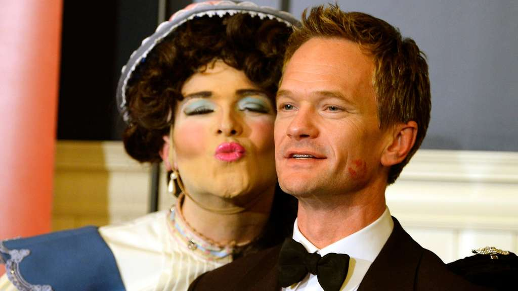 "Neil Patrick Harris bekommt ""Hasty Pudding"""