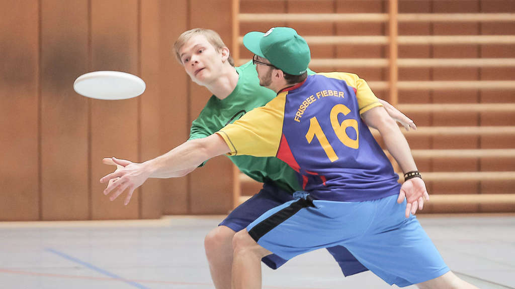 Was ist Ultimate Frisbee ?