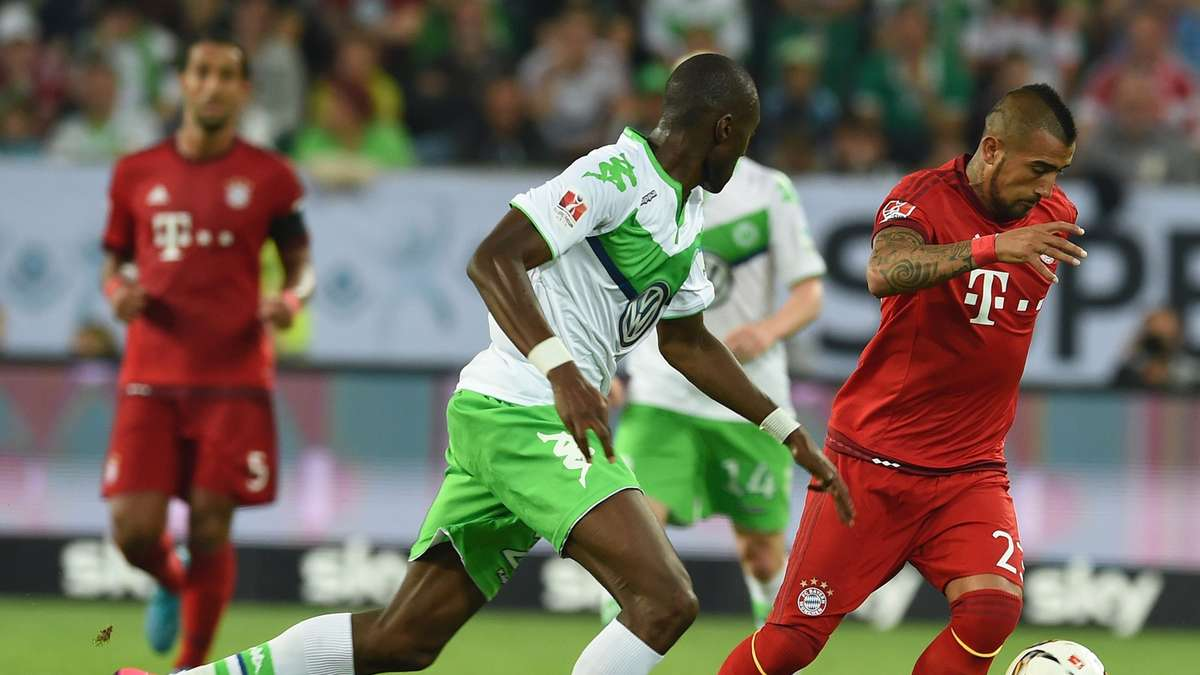 Pokal Wolfsburg Bayern