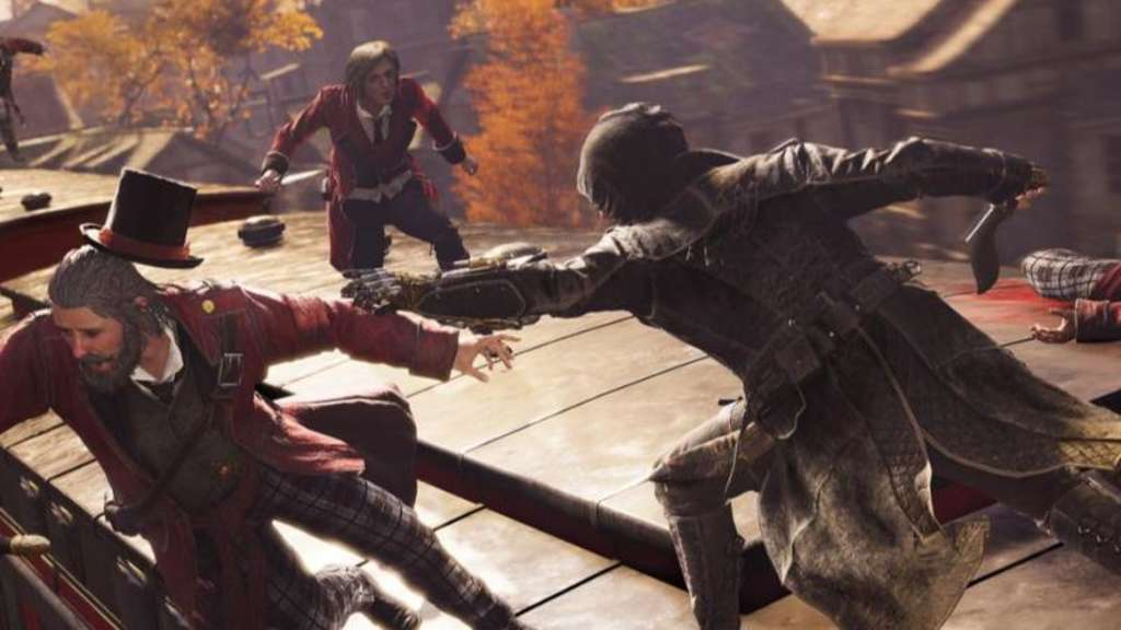 """Assassin's Creed Syndicate"" ab sofort erhältlich"