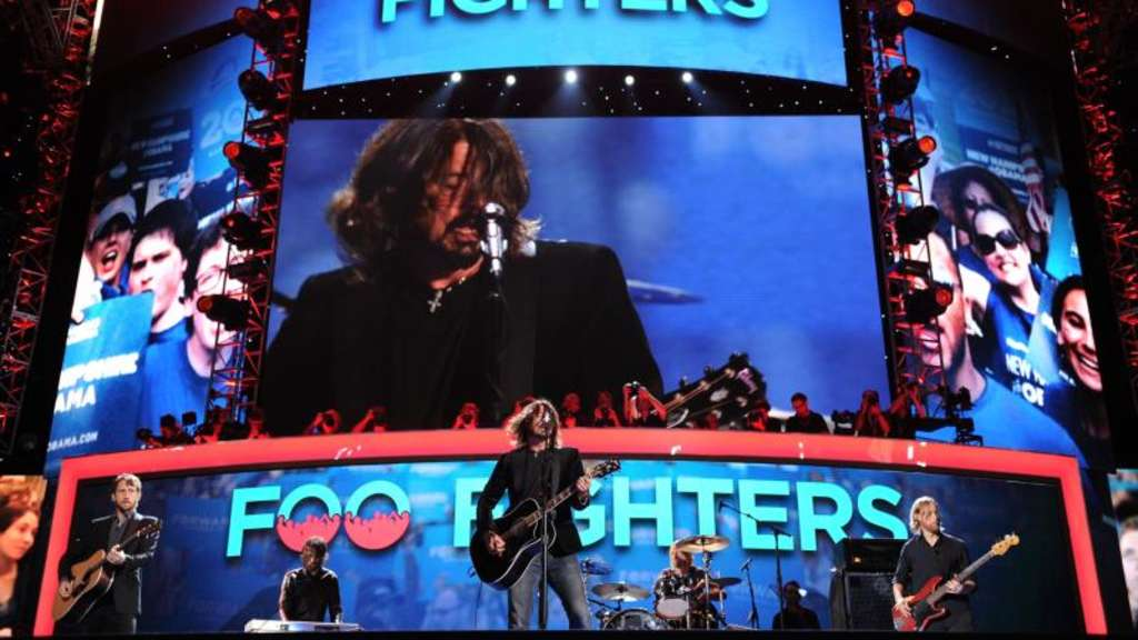Foo Fighters widmen Paris-Opfern ein Album