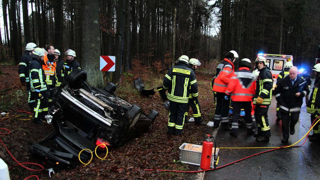 Unfall Reiskirchen Heute