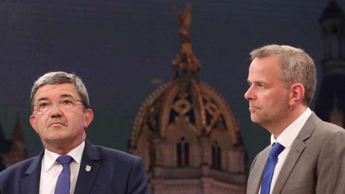 Wahlausgang Mecklenburg-Vorpommern