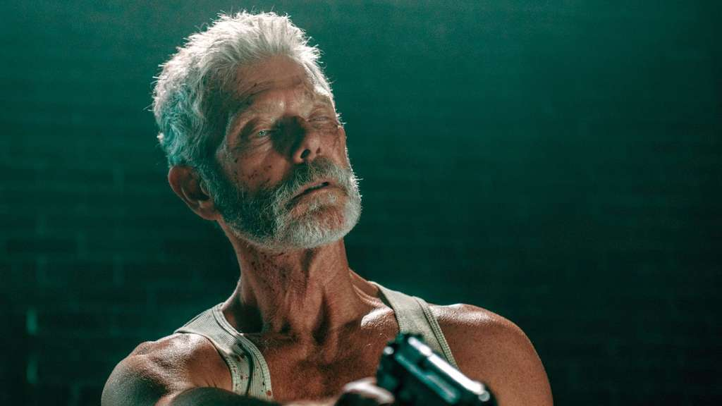 """Don't breathe"": Tragisches Drama statt Horrorthriller"