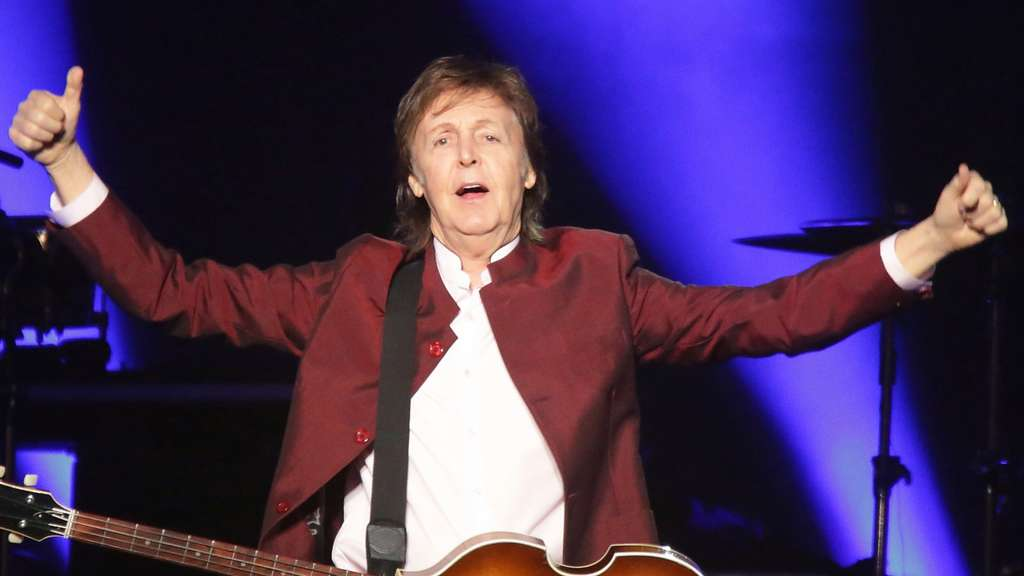 Streit um Beatles-Songs: Paul McCartney verklagt Sony