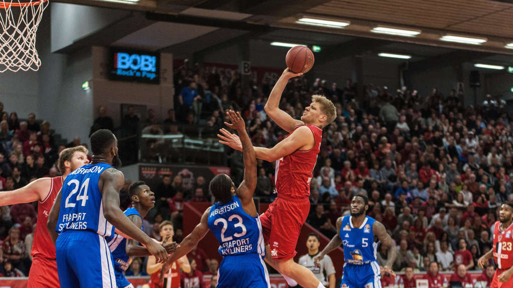 46ers als Favorit in Derbystimmung