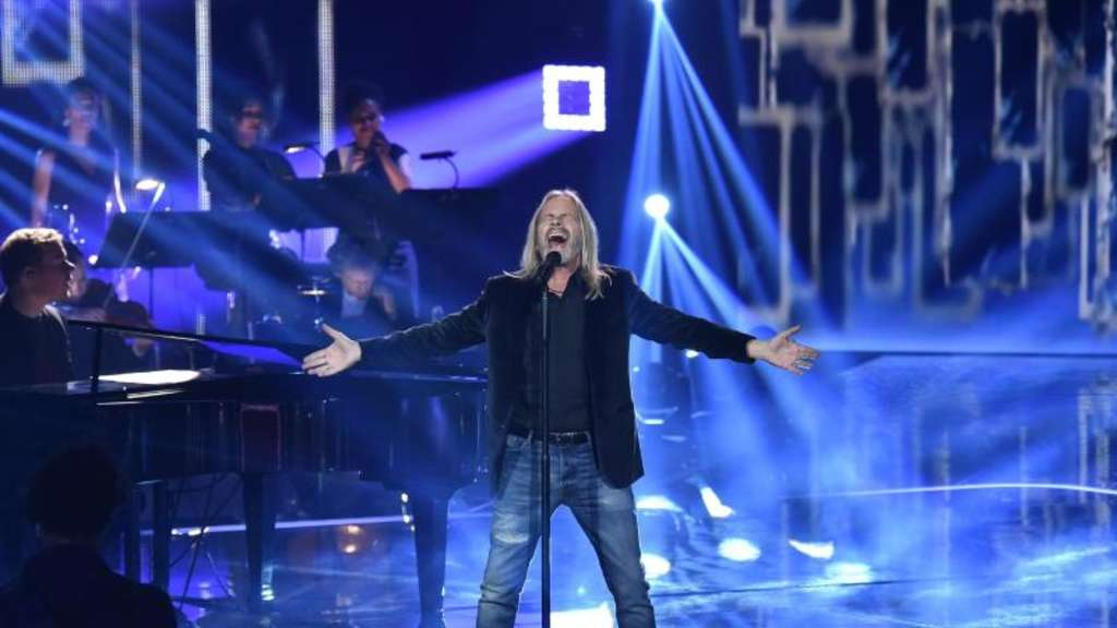 "Rocker Dan Lucas gewinnt ""The Voice Senior"""