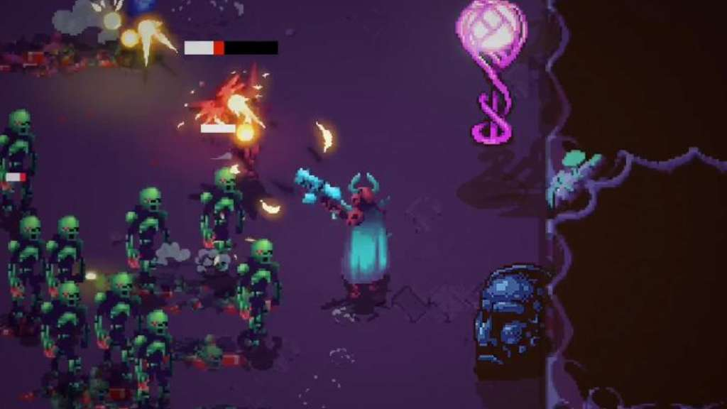 "Roguelike-Action mit Vampir - ""Immortal Rogue"""