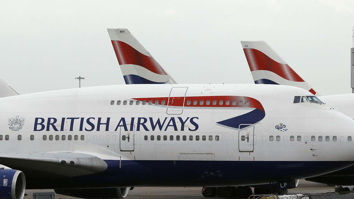 British Airways Sicherheit