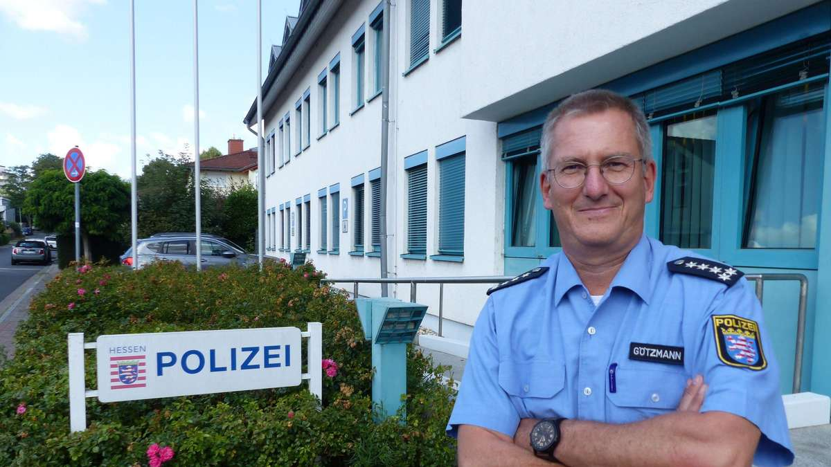 Bad Vilbel Polizei
