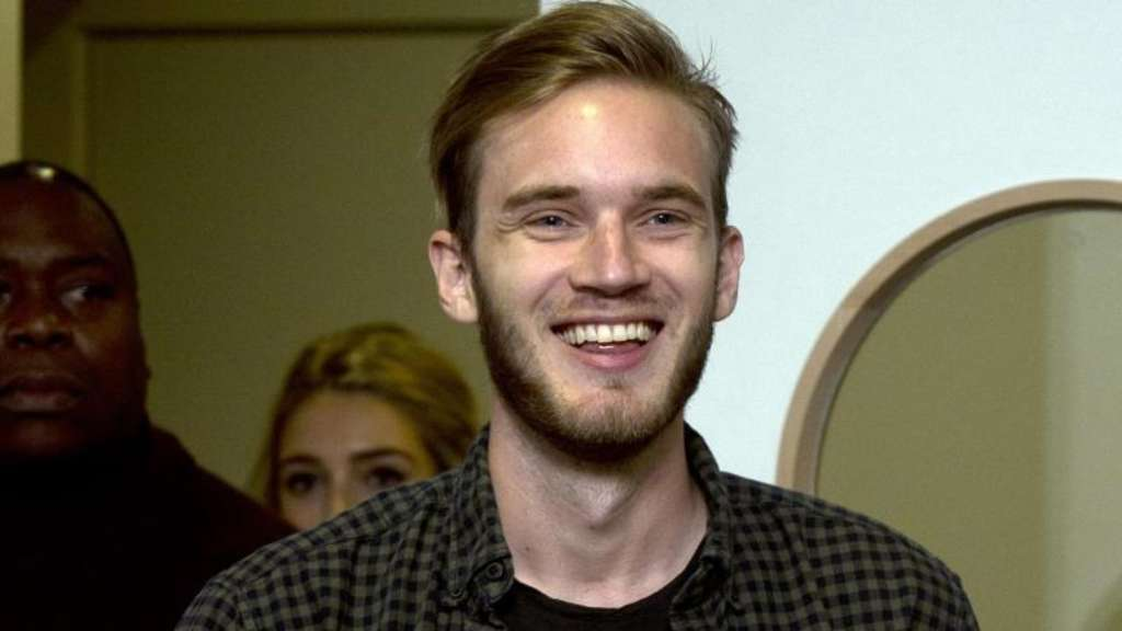 Youtuber PewDiePie hat mehr als 100 Millionen Follower