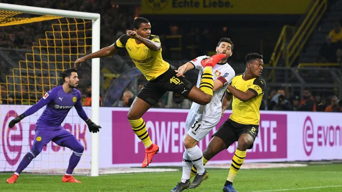 Dortmund Gegen Leverkusen 2017