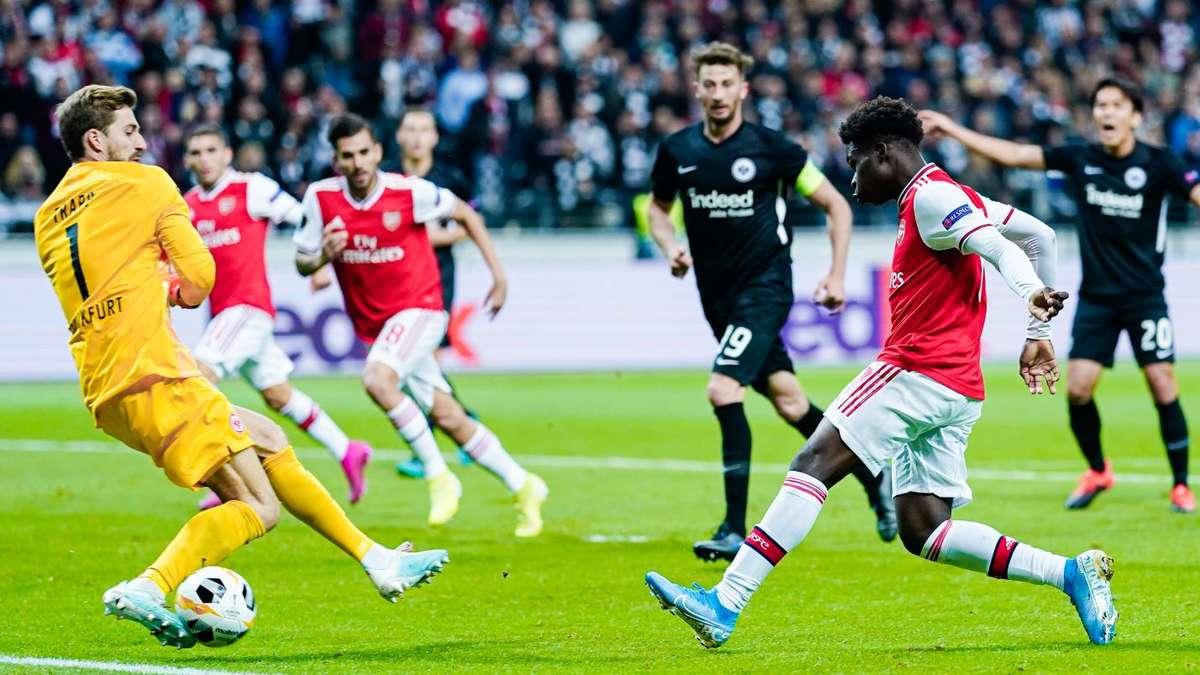Sge Gegen Arsenal