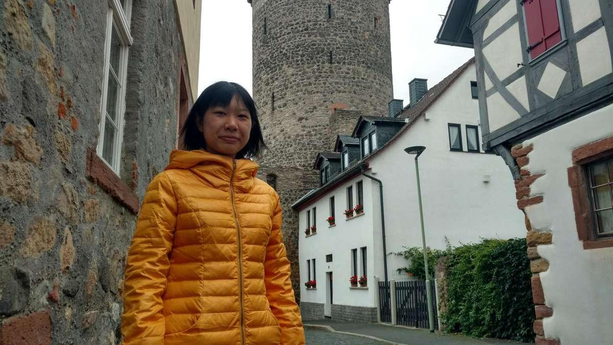 Chinesin kennenlernen in deutschland