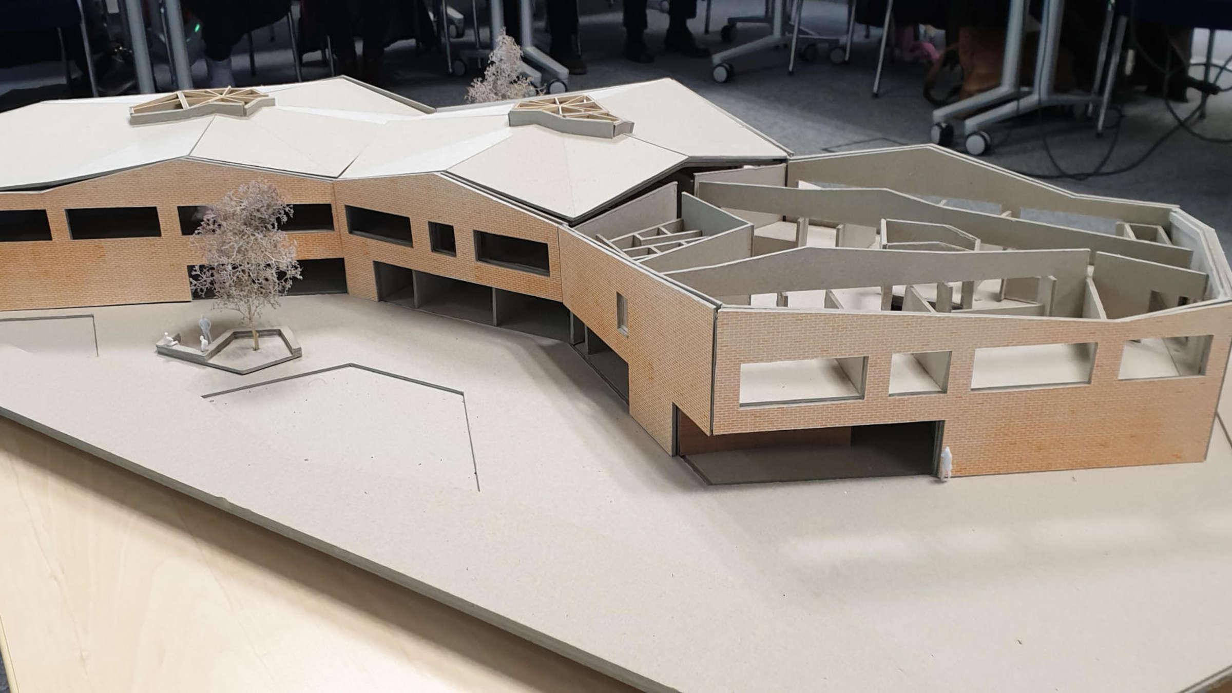 Staufenberg Erhält Eine Schule Mit Ecken Und Kanten