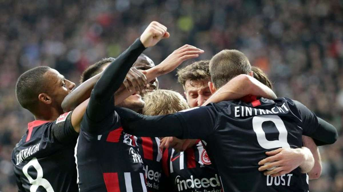 Tore Eintracht Frankfurt