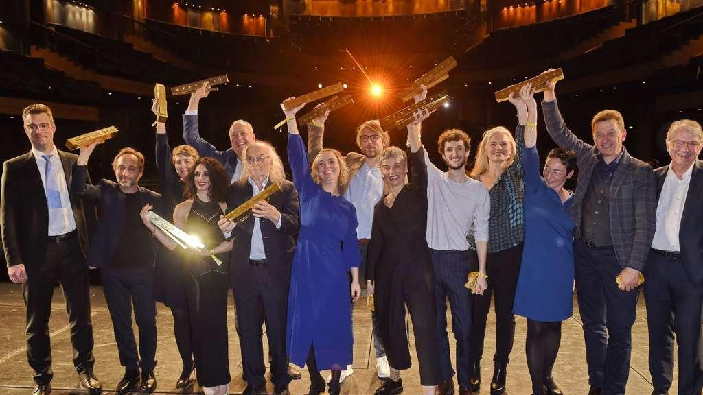 Faust Theaterpreis