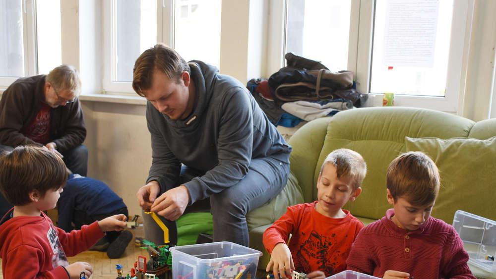 kreatives bauen für jung und alt  grünberg