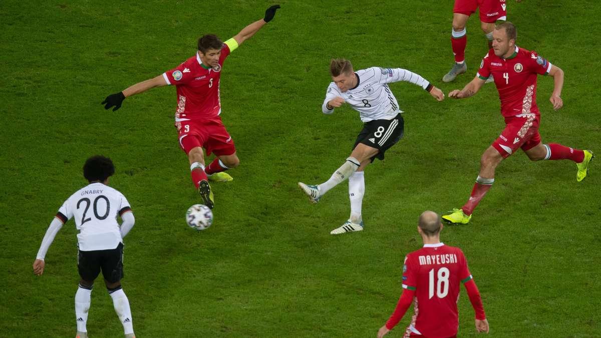 Spiel Deutschland WeiГџrussland
