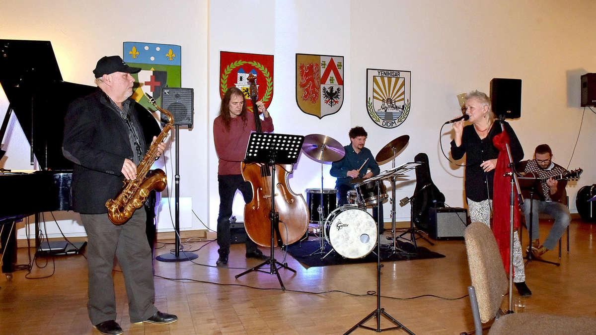 Jazz für den Frieden - und für die Seele | Laubach - Gießener Allgemeine