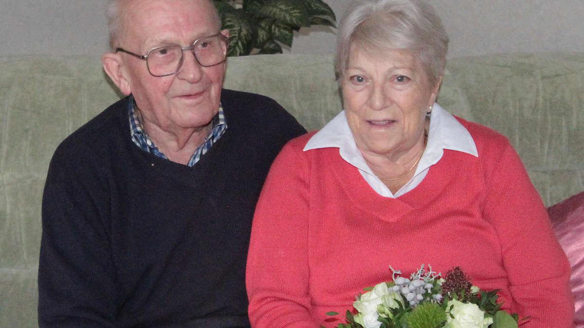 Eheleute Beck feiern diamantene Hochzeit | Laubach - Gießener Allgemeine
