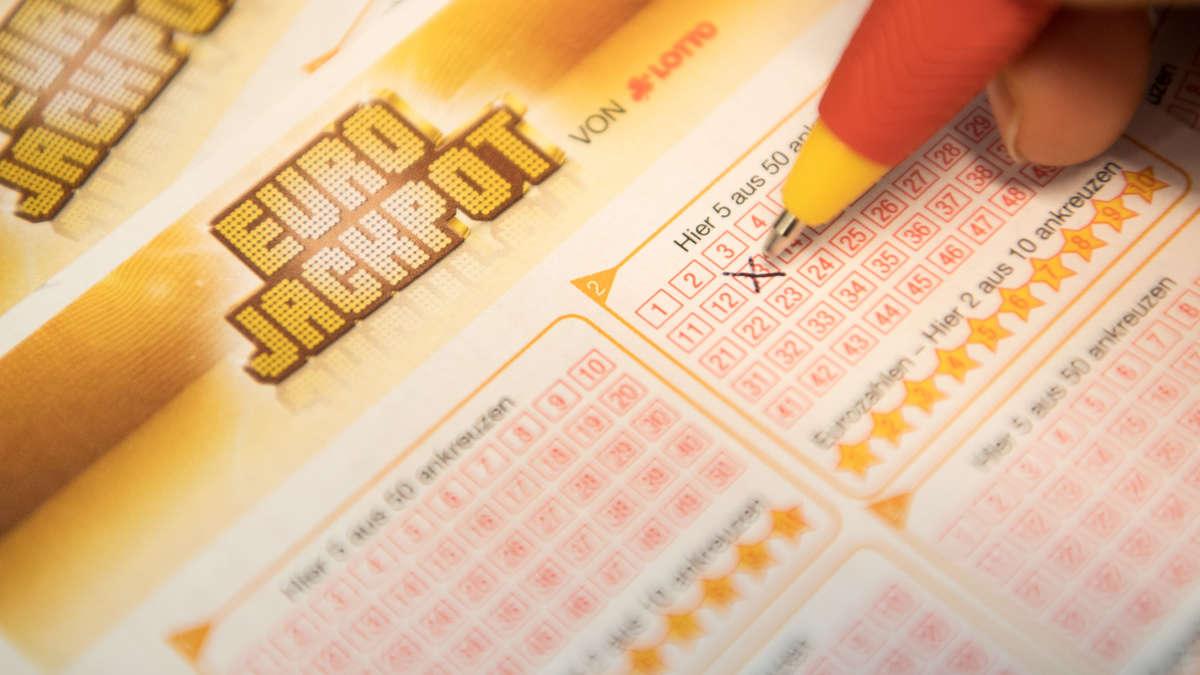 Lotto Sucht