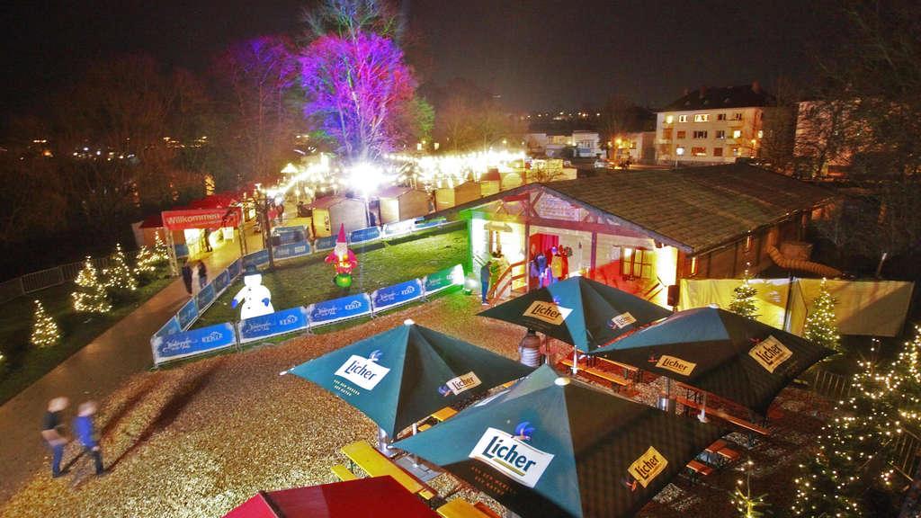 Weihnachtsmarkt Gießen