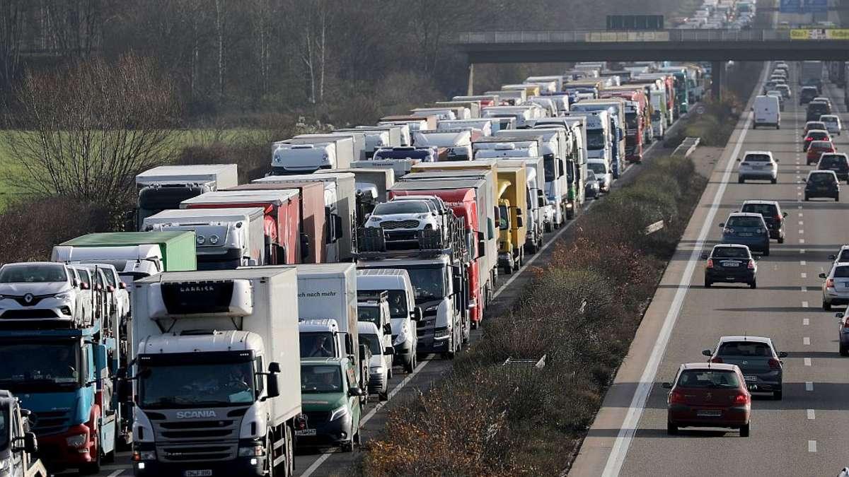 A5 Unfall Frankfurt