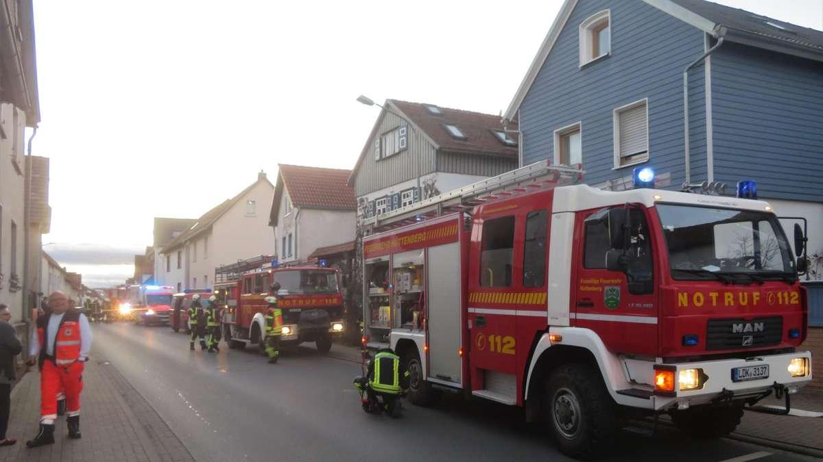 Gießen Brand