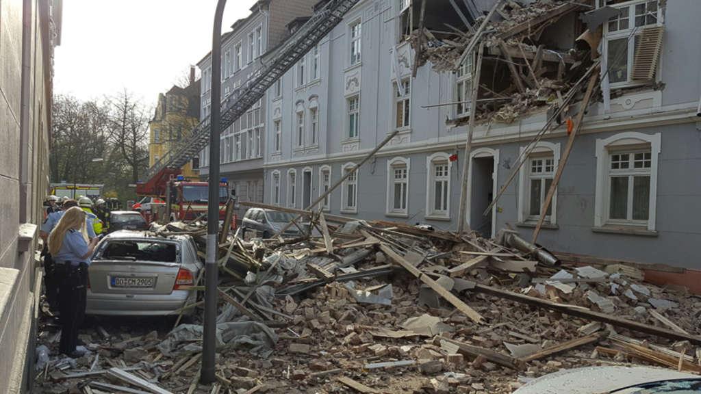 Dortmund Höchsten Explosion