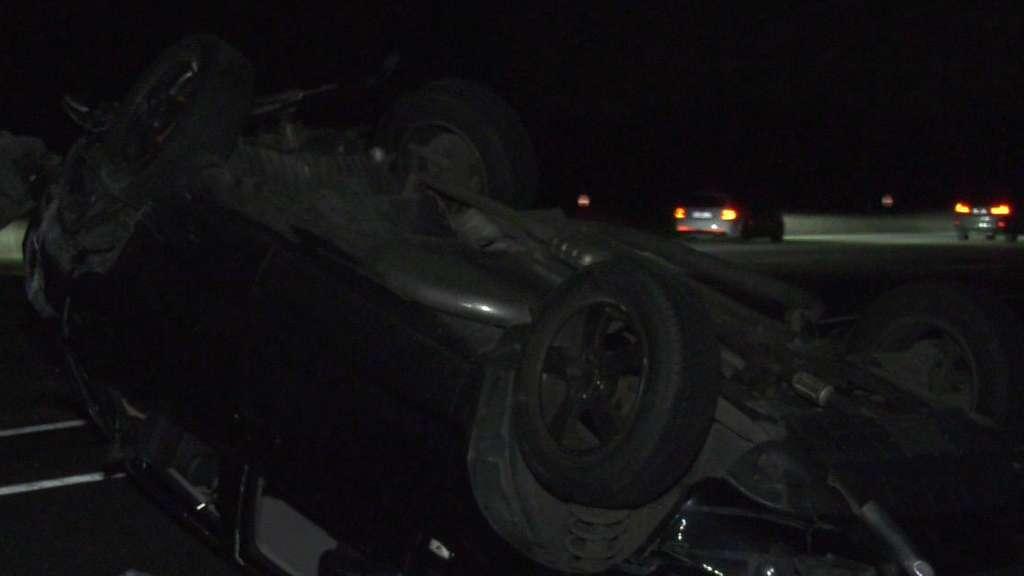 Unfälle A5