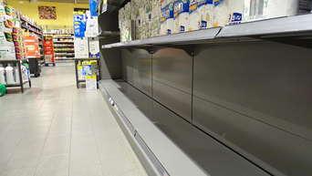Corona Giessen Hamsterkaufe Und Neue Regeln Wie Sich Der Alltag In Einkaufsmarkten Verandert Hat Lollar