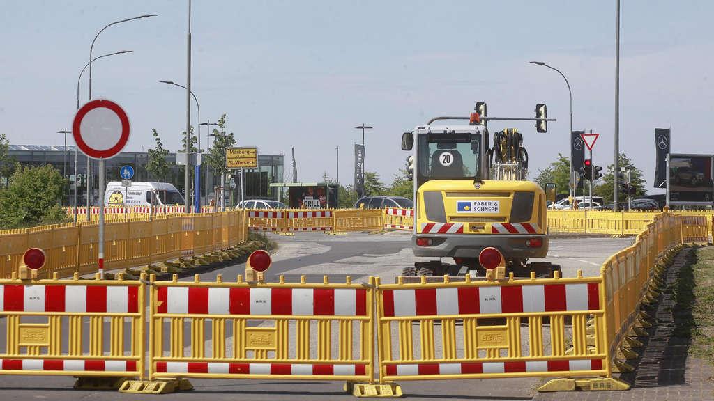 Straßensperrungen Vogelsbergkreis
