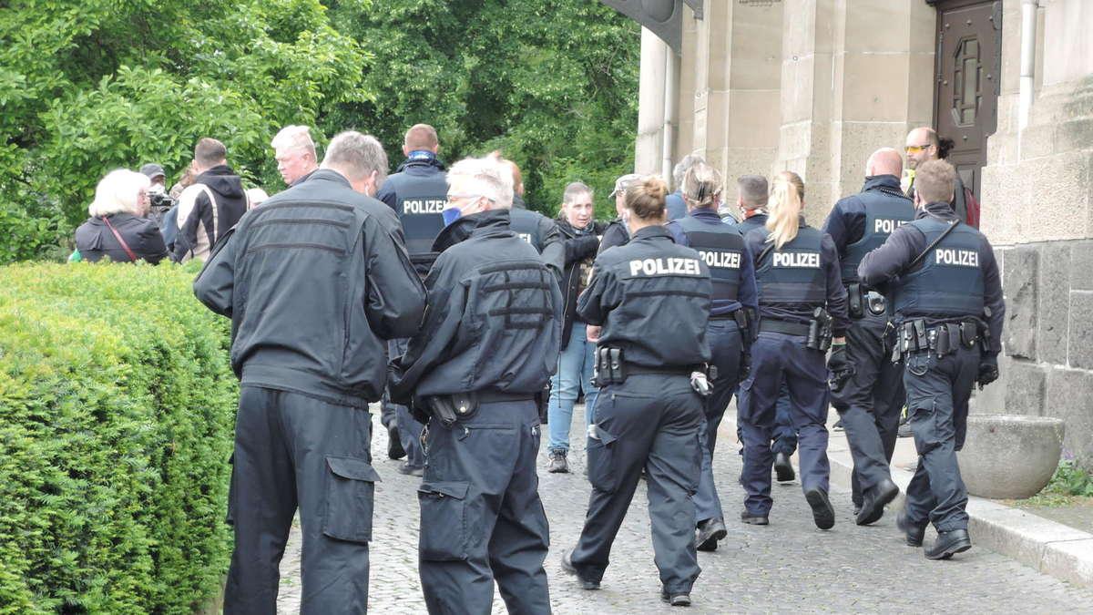 Polizei Nachrichten Mittelhessen