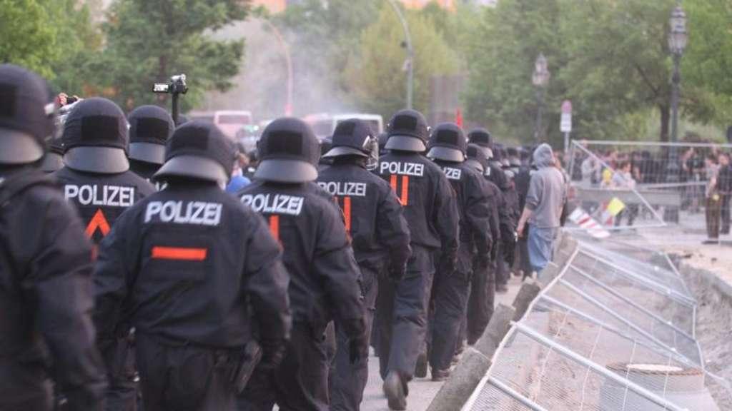 Polizeieinsatz Gießen