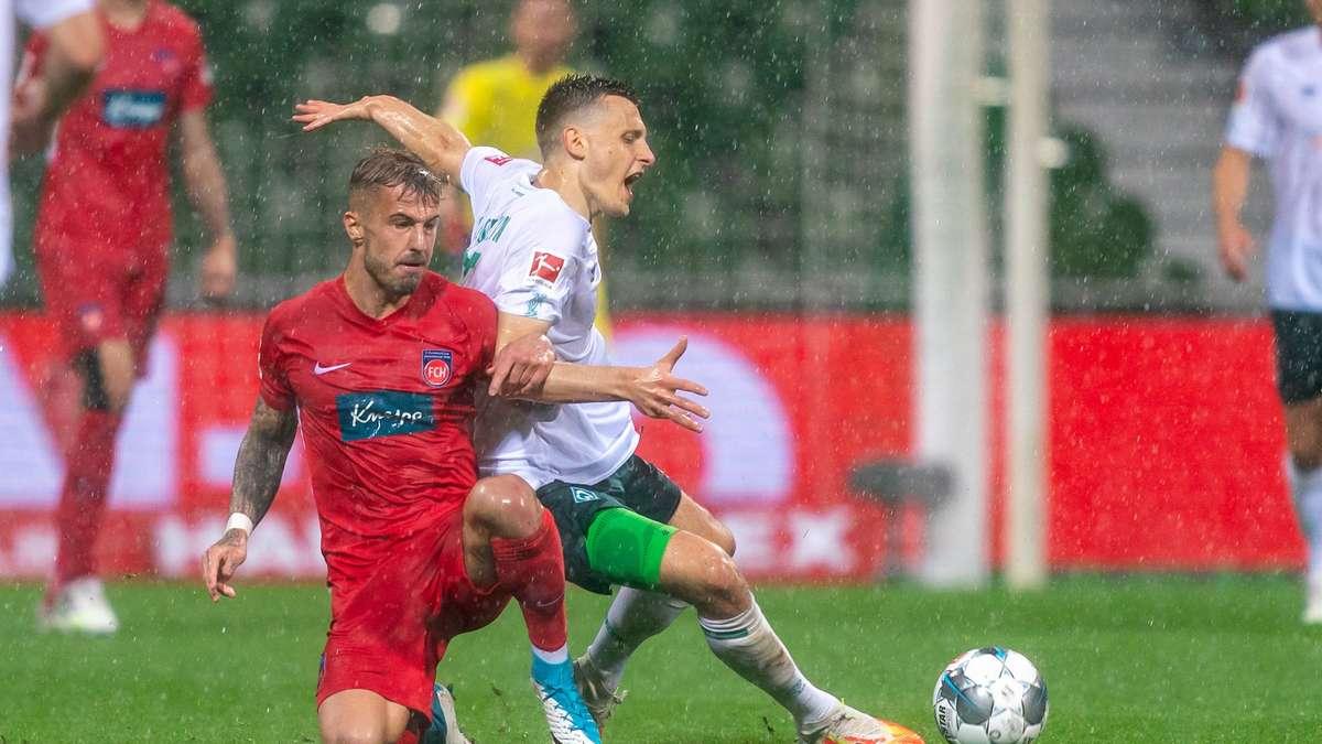 Werder Ergebnis Heute
