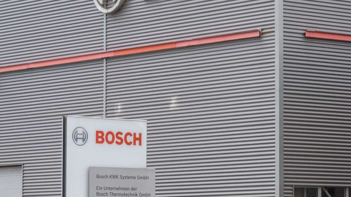 Bosch Stellenabbau