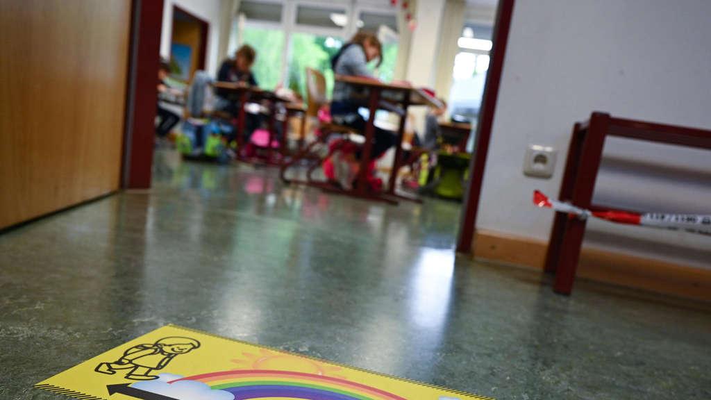 Corona Hessen Schulschließung