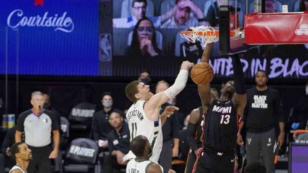 Milwaukee Bucks in Playoffs vor dem Aus