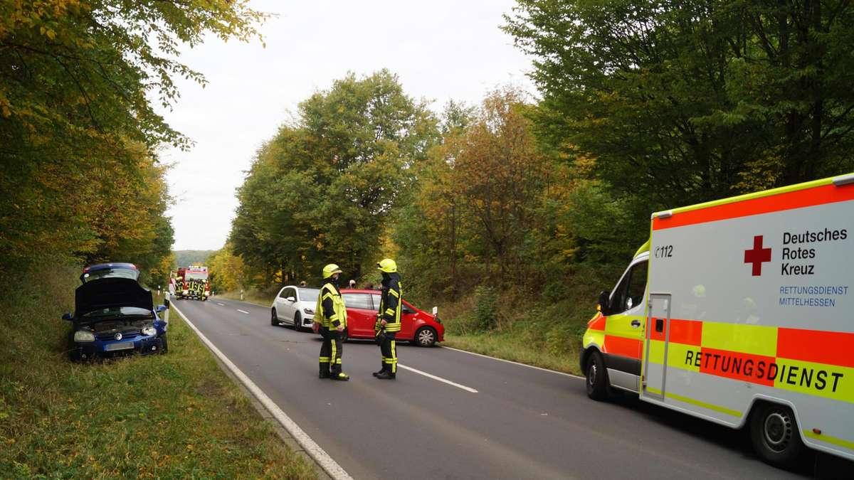 Unfall Heuchelheim