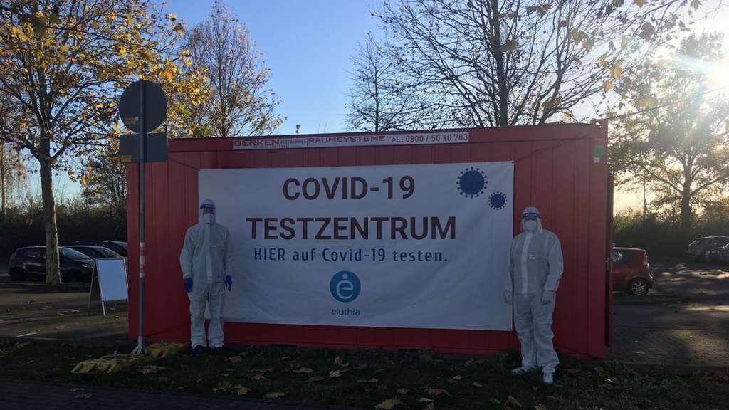 Corona Testzentrum Hessen