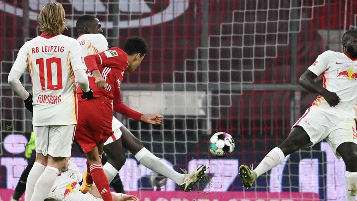 Bayern Leipzig Tore