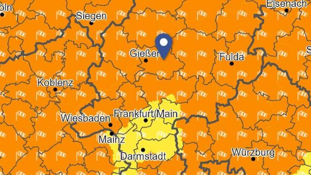Wetter Heute Gießen