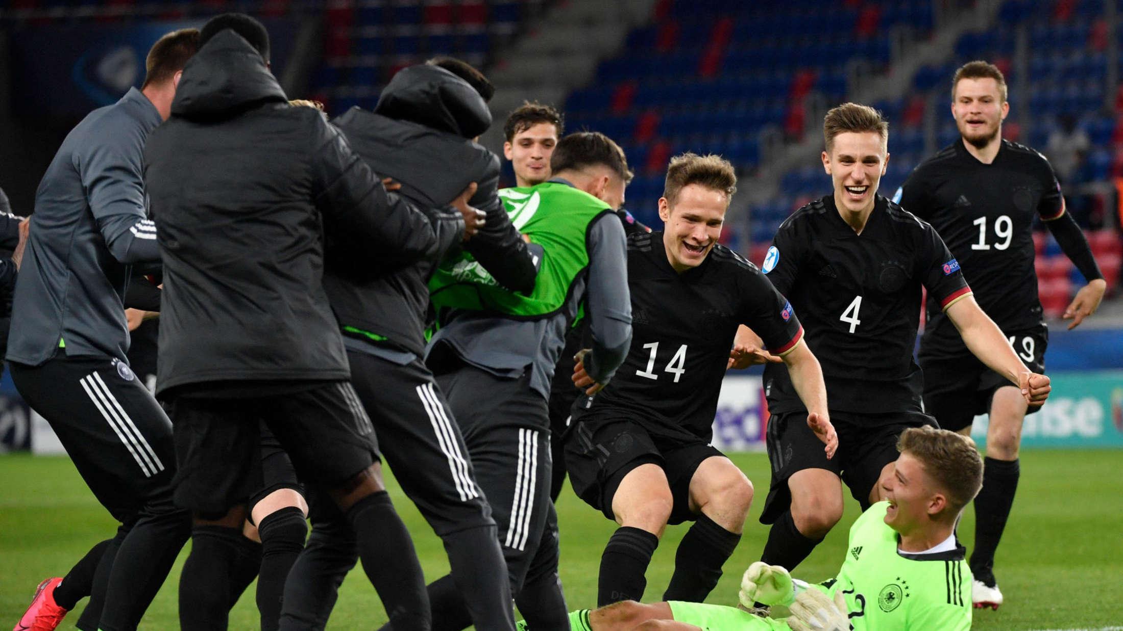 Deutschland Halbfinale 2021