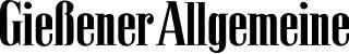Logo Gießener Allgemeine